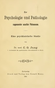 Jung's M.D. thesis